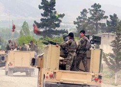 7 SECURITY FORCES MEMBERS KILLED IN TALIBAN ATTACK IN KANDAHAR