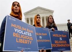 US HOUSE POISED TO VOTE ON REVERSING TRUMP'S 'MUSLIM BAN'