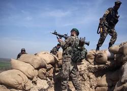9 TALIBAN KILLED IN ATTACK ON GHAZNI CITY