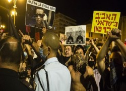 ANGER OVER NETANYAHU'S VIRUS RESPONSE, CORRUPTION CHARGES
