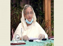 PM SHEIKH HASINA OPENS HOUSING WITH MODERN AMENITIES FOR CLIMATE REFUGEES IN COX'S BAZAR