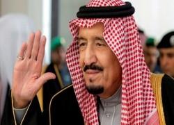 'SAUDI KING SALMAN, 84, HAS SUCCESSFUL SURGERY'