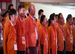Myanmar's NLD unveils election candidate lineup with more women, Muslims