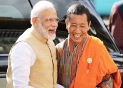 Amid looming Chinese presence, India woos Bhutan with trade, connectivity