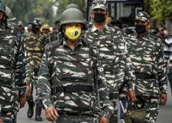 India's paramilitary forces falling prey to coronavirus