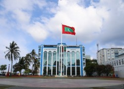 Maldives denies allegation Dhapparu is to be an Indian settlement