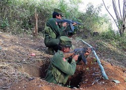 Myanmar troops clash with ethnic Shan armed group in Shan state