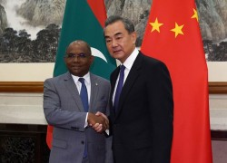 Maldives aims to strengthen relations with China: FM