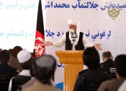GHANI: 'GOVT WILL ENTER TALKS FROM STRONG POSITION'