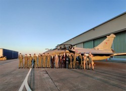 FIRST BATCH OF RAFALES LEAVES FRANCE, WILL LAND IN INDIA ON WEDNESDAY