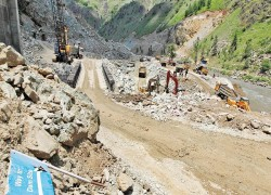 Indus dam project has Chinese footprint
