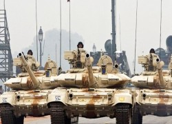 In a first, India deploys T-90 missile firing tanks at Daulat Beg Oldi