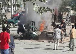 ONE KILLED, TWO WOUNDED IN KABUL BLAST