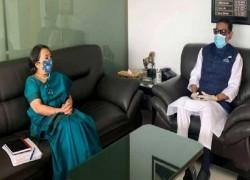 BANGLADESH-INDIA TIES MORE CORDIAL THAN EVER: QUADER