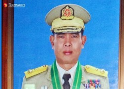 New face at Myanmar's at military-controlled border Affairs Ministry