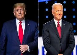 Biden vs Trump foreign policy