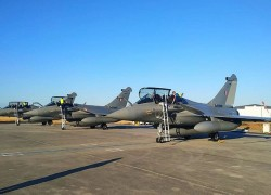 5 RAFALE FIGHTERS TO LAND IN INDIA TODAY, TO BE INDUCTED INTO 'GOLDEN ARROWS' SQUADRON AT AMBALA BASE