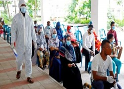 COVID-19: BANGLADESH RECORDS 35 DEATHS, 3,009 NEW CASES IN 24HRS
