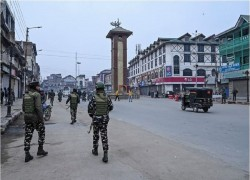 Kashmir, One Year On
