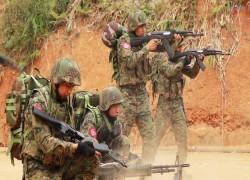 Police, military troops killed in fighting with Arakan Army in western Myanmar
