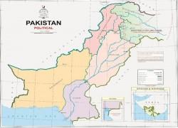 Pakistan unveils 'new political map' including Indian occupied Kashmir