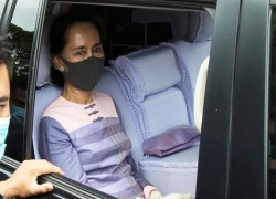Aung San Suu Kyi confirms contesting for second term