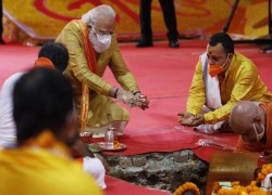 With the Ayodhya ceremony, the inclusive India of my dreams been lost forever!