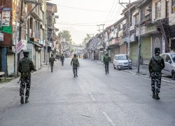 UN discusses Kashmir for 3rd time since India ends statehood