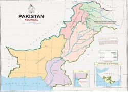 Pakistan's new Kashmir map links it to China, fuelling India's fears of war with both