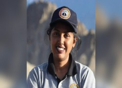 MOUNTAINEER RESHMA KILLED IN ROAD ACCIDENT