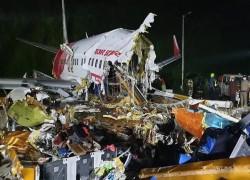 20 dead, hundreds injured in AI Express plane crash