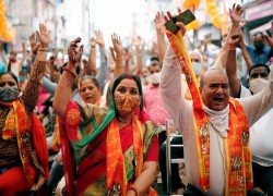 Republic of Ram: India's Modi lays foundation for Hindu state with grand temple
