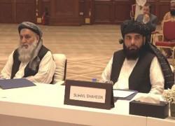 TALIBAN READY TO BEGIN PEACE TALKS IN A WEEK: SPOKESMAN