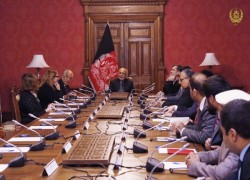 ALL SET FOR INTRA-AFGHAN TALKS AS KABUL REMOVES LAST HURDLE