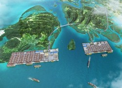 China's strategic port project moves step closer to reality as Myanmar OKs JV