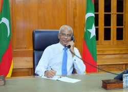 Maldivian President, Pakistani PM discuss coronavirus measures