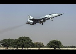 New JF-17B fighters enter service in Pakistan's no. 16 'Black Panthers' squadron