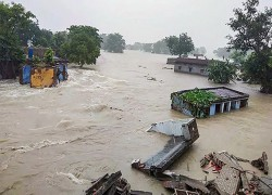 Nepal not helping in managing floods: Bihar, UP CMs tell PM Modi