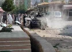 1 KILLED, 2 WOUNDED IN KABUL MAGNETIC MINE BLAST