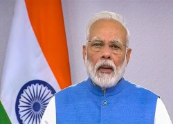 PM MODI DISCUSSES CORONAVIRUS SITUATION WITH CMS OF 10 STATES AS CASES CROSS 22.6 LAKH