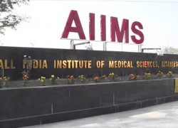 Israel gives robots and other medical equipments to AIIMS
