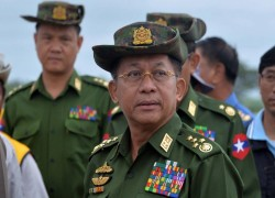 Myanmar army chief urges govt to call NDSC meeting