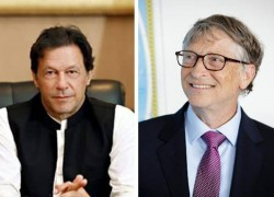 PM, BILL GATES PLEDGE TO CONTINUE COOPERATION IN COVID, POLIO FIGHT