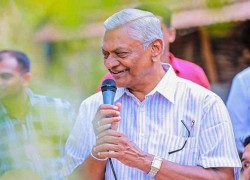 CHAMAL RAJAPAKSA APPOINTED STATE MINISTER OF DEFENCE