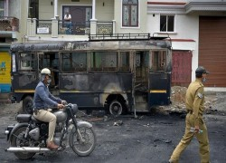 DEADLY CLASHES IN INDIA'S BENGALURU OVER FACEBOOK POST ON PROPHET