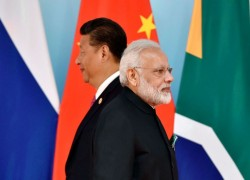 Indian frustration with China grows