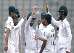 BANGLADESH- SRI LANKA TEST SERIES BEGINS 24 OCT
