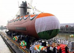 Submarines, AK 203 rifles - two Make in India projects govt set to push on priority