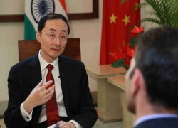 Onus of Galwan clash not on China: Chinese envoy