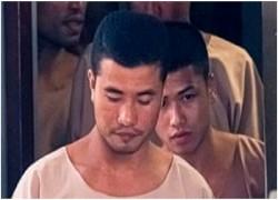 Thai king commutes Myanmar men's death sentence over Britons' murder